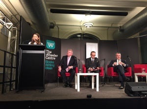 Patricia Karvelas gets us going: this is a pivotal time for resetting government's relationship to the arts.