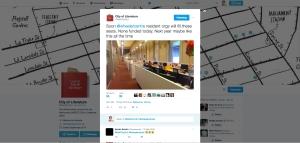 city-of-literature-empty-wheeler-centre-tweet-by-david-ryding
