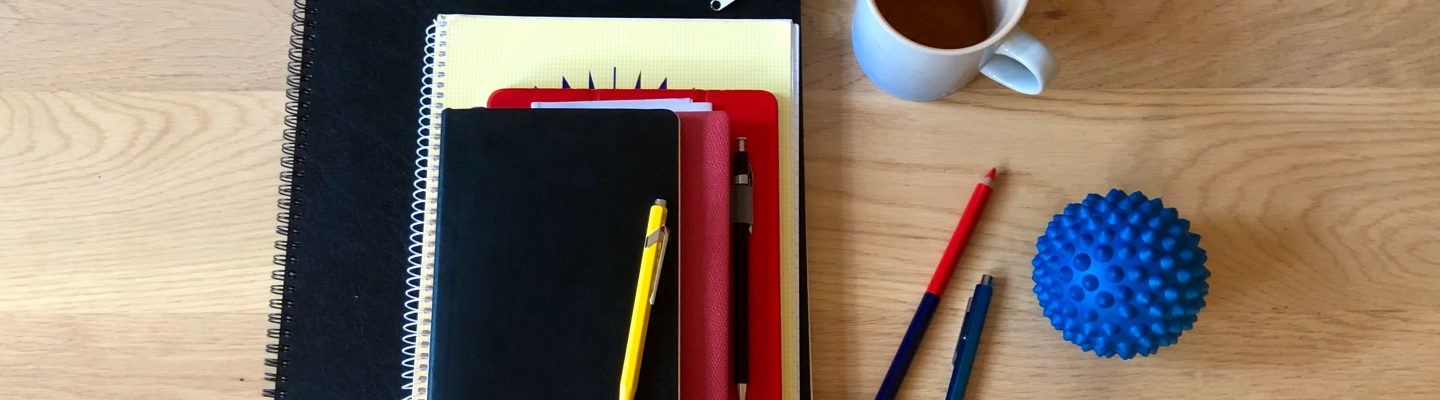 Writing instruments, journals and books