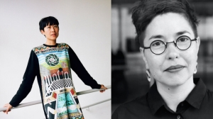 Eugenia Lim and Esther Anatolitis